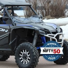 UTV Flare™ Windshield For Honda Talon