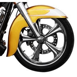 Benchmark Front Fenders for H-D 1983-2013 Touring Models