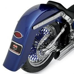 "Builder's Series 4"" Stretched Benchmark Rear Fender"