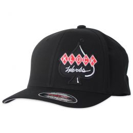 Offset Logo FlexFit Hat