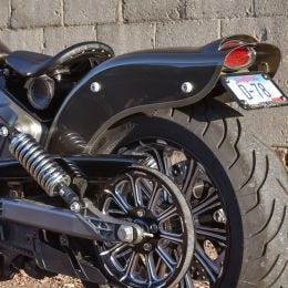 Outrider Rear Fender for Indian Scout