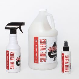 Klock Werks Kleaning Products: made by riders for riders!