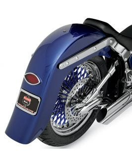 """Builder's Series 4"""" Stretched Benchmark Rear Fender"""